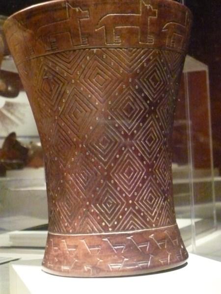 Inca pottery