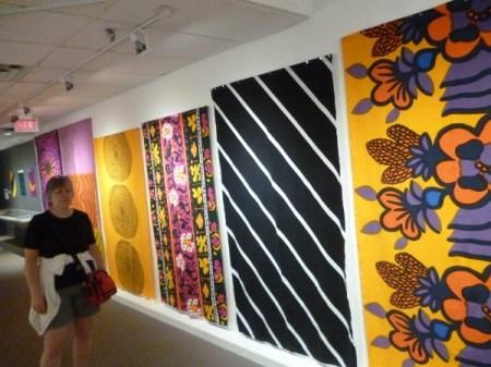 Marimeko retrospective exhibition